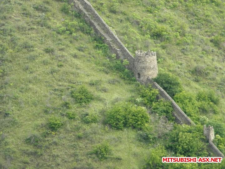 Стены крепости в Сигнахи - P5200231.JPG