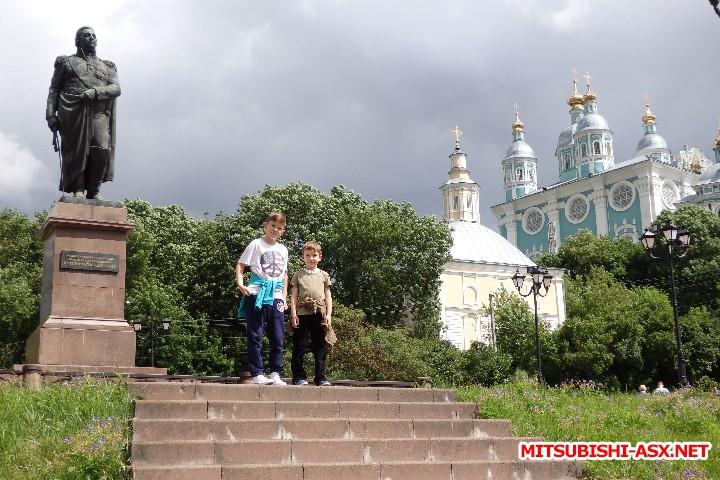 Автопутешествие в Беларусь или в поисках Крамбамбули - P7070791.JPG
