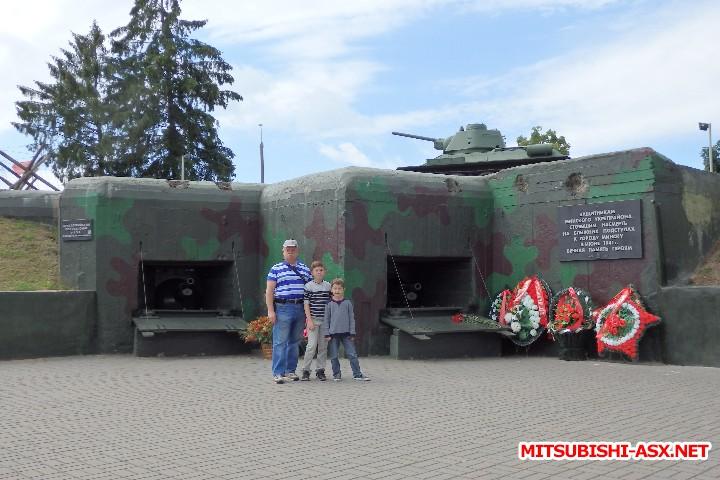 Автопутешествие в Беларусь или в поисках Крамбамбули - P7110973.JPG