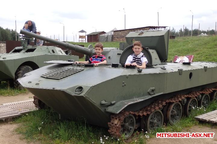 Автопутешествие в Беларусь или в поисках Крамбамбули - P7110997.JPG