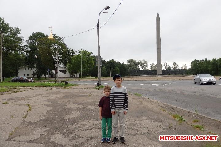 Автопутешествие в Беларусь или в поисках Крамбамбули - P7181187.JPG