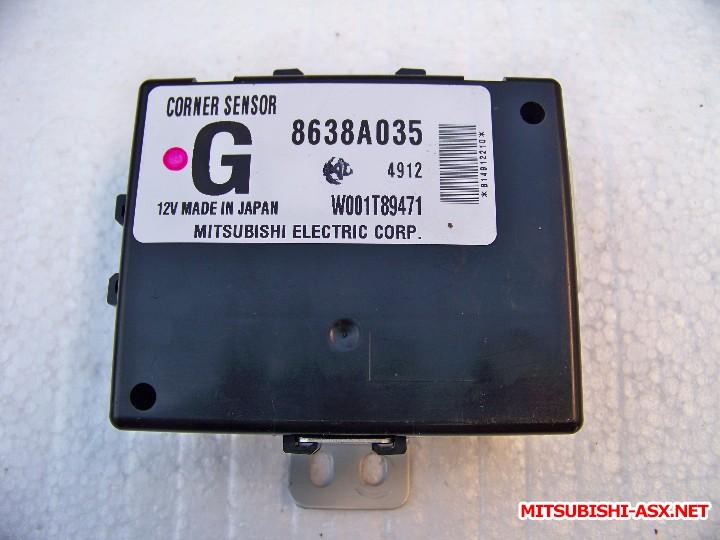 [Продам] Блок парктроника 8638a035 - 100_4100.JPG
