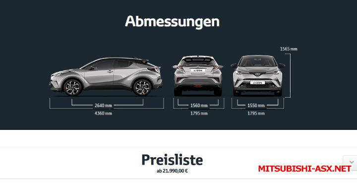 Toyota C-HR vs. Mitsubishi ASX - Unbenannt.png