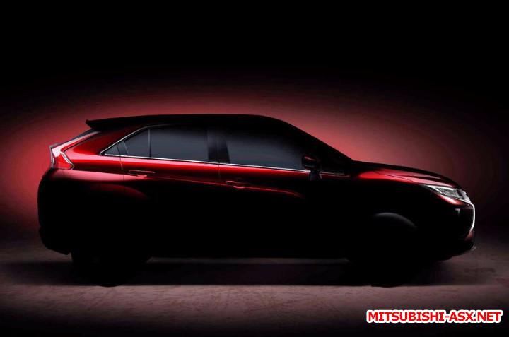 В ноябре Mitsubishi представит новый кроссовер ASX - mitsu_0567567.jpg