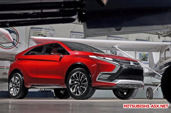В ноябре Mitsubishi представит новый кроссовер ASX - 2fed1198fd7bef472b4328b84a42d762.jpg