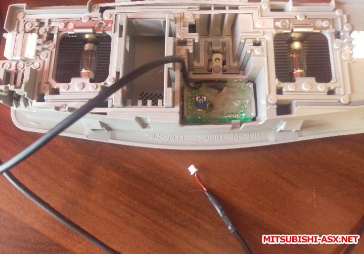 Усилитель для автомобильного микрофона гарнитуры громкой связи - IMAG0727.jpg