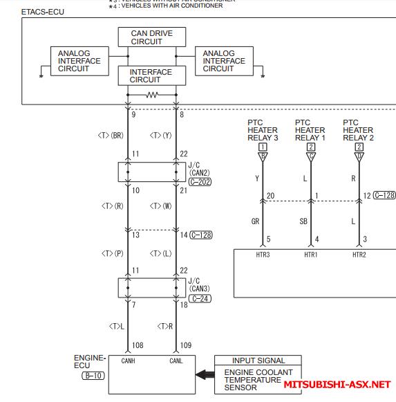 ЭПВС PTC heater Дополнительный Электро-догреватель Салона. - яяят.PNG