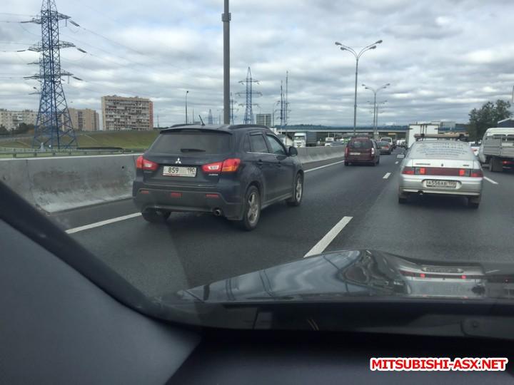 Наши встречи на дорогах. УЗНАЁМ СВОИХ - МОСКВА - 859.JPG