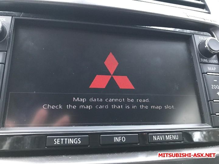 Не читает карту навигатора  - IMG_4701.JPG