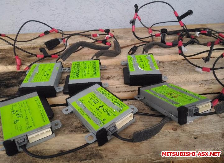 [Продам] 8785A084 оригинальный блок блютус с проводом USB - P_20171205_142820.jpg