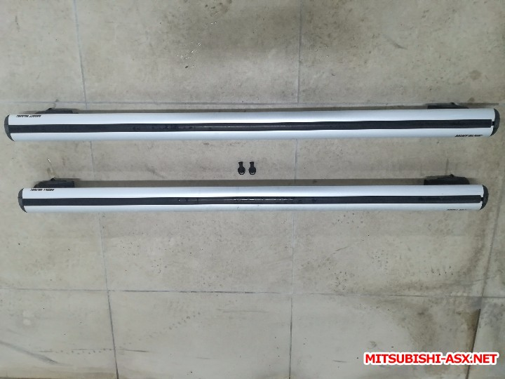 Продам багажник на крышу Mont Blanc для ASX Челябинск  - 2.jpg