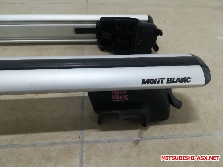 Продам багажник на крышу Mont Blanc для ASX Челябинск  - 4.jpg