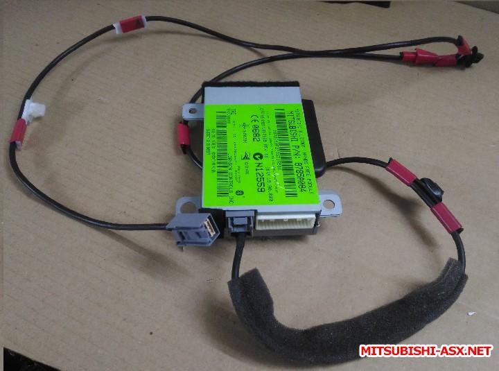 [Продам] 8785A084 оригинальный блок блютус с проводом USB - P_20180105_140918.jpg