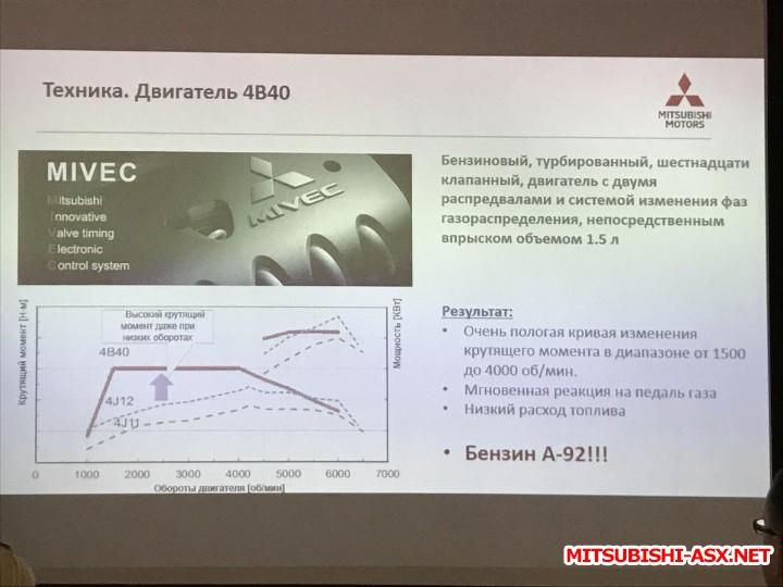Приглашение на Закрытую Презентацию Mitsubishi Eclipse Cross от ММС Рус - IMG_6734.jpg