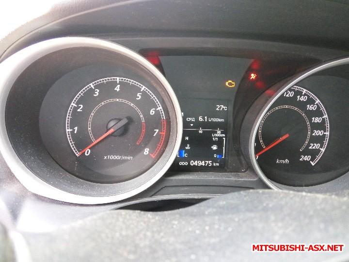 Отзывы, первые впечатления Mitsubishi Outlander IV - IMG_20180528_142947.jpg