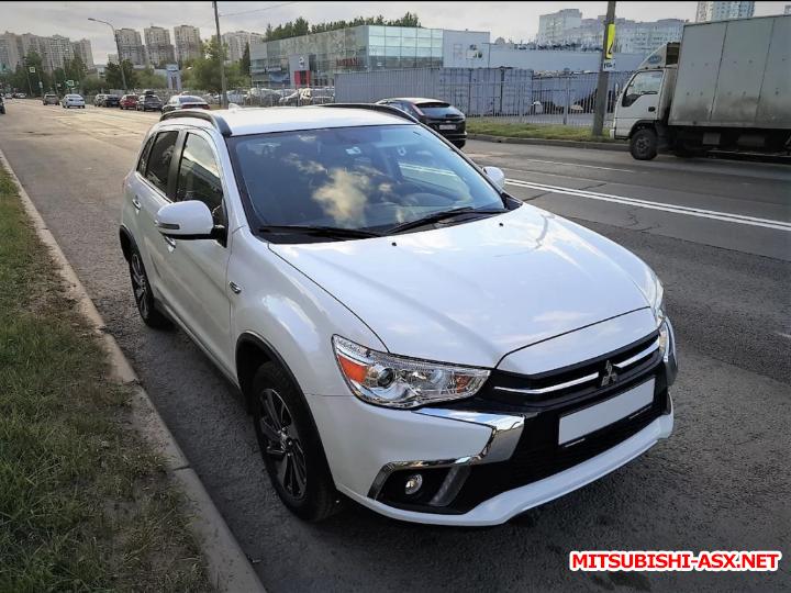 Отзывы, первые впечатления от Mitsubishi ASX - ASX.png