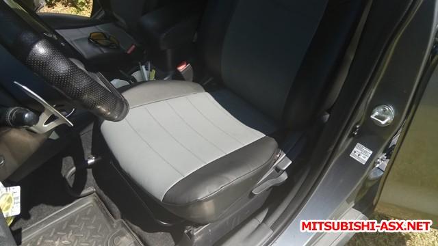 Чехлы на Mitsubishi ASX - чех (1).jpg