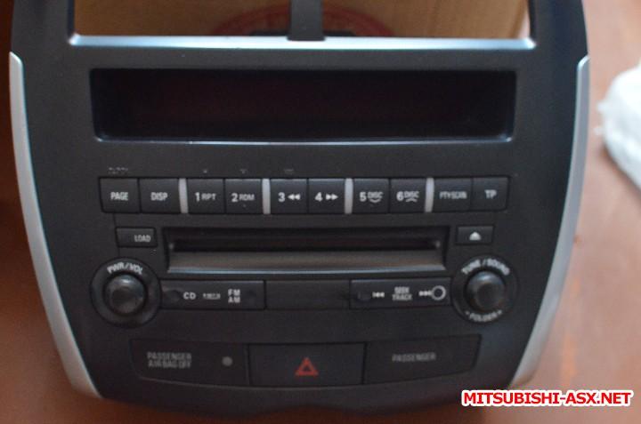Продам штатную магнитолу с Mitsubishi ASX 2011 - DSC_0007.JPG