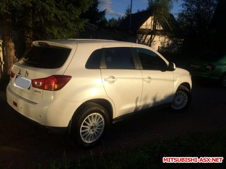 Продажа Mitsubishi ASX 1.8 2013 CVT с пробегом 122000 г.СПб - 166c1032-53b6-493b-a32b-73fc5a5393cc.jpg