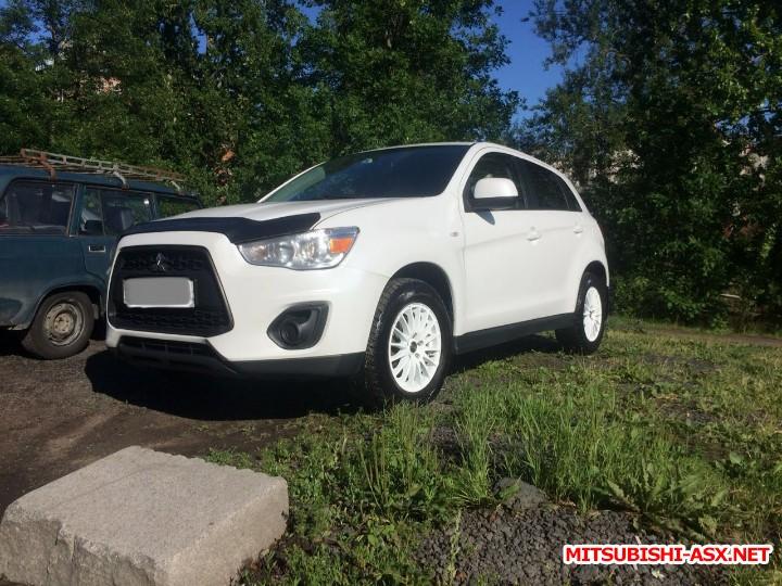 Продажа Mitsubishi ASX 1.8 2013 CVT с пробегом 122000 г.СПб - c34097fa-efac-4b09-9c16-2358b97f67eb.jpg