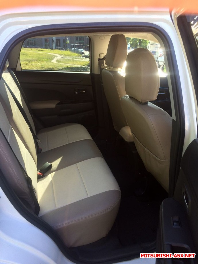 Продажа Mitsubishi ASX 1.8 2013 CVT с пробегом 122000 г.СПб - 4a29575e-dac8-4e52-8229-20e429abef3a.JPG