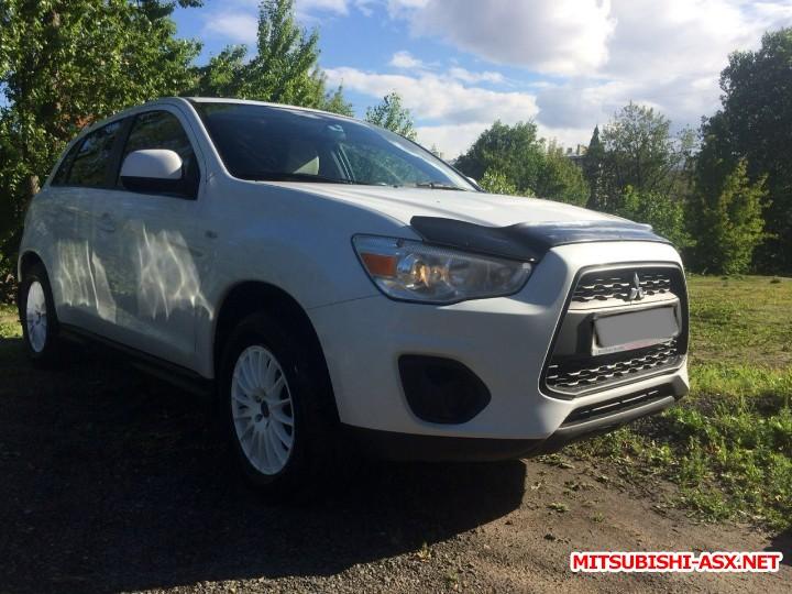 Продажа Mitsubishi ASX 1.8 2013 CVT с пробегом 122000 г.СПб - 98617d68-613b-4be2-9222-420dc9027e1c.jpg