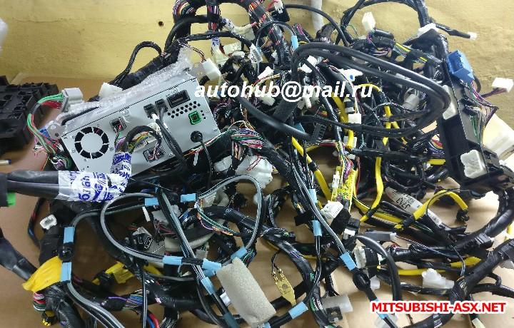 [Продам] 8740A022 магнитола Митсубиси Коннект для Asx - IMG_20180802_185525.jpg