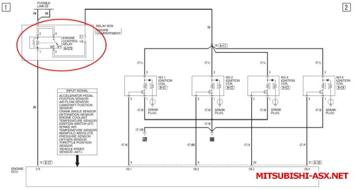 Отзывная кампания Mitsubishi - ООО ММС Рус  - engine.jpg
