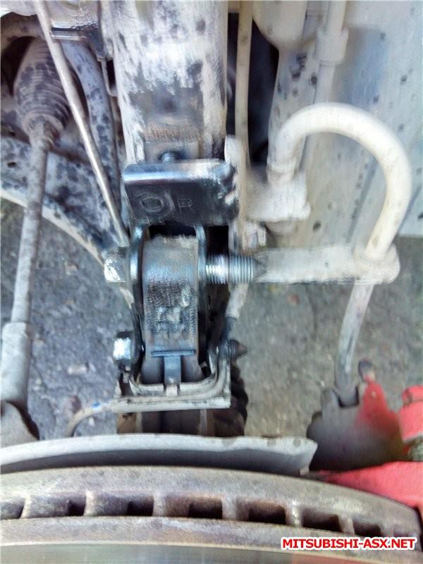 Замена передних стоек на аутовские фотоотчет  - a60bcca10d91.jpg