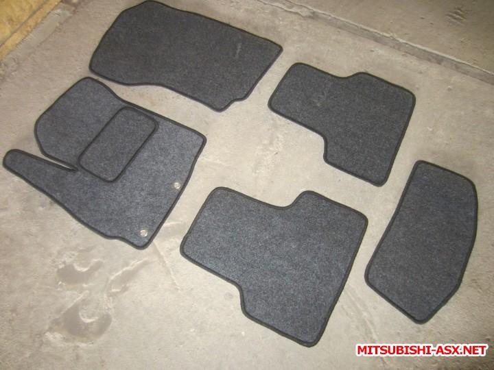 [Москва] Велюровые автоковрики для Mitsubishi ASX - скидка - IMG_1227.JPG