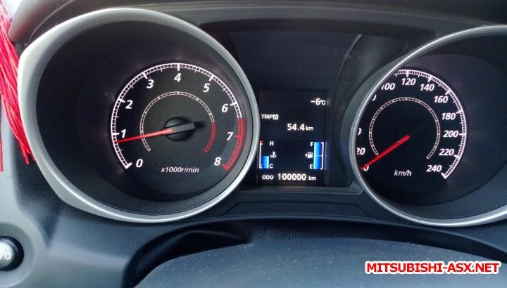 Пробег вашего Mitsubishi ASX? - IMAG1035.jpg