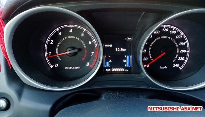 Пробег вашего Mitsubishi ASX? - IMAG1032.jpg