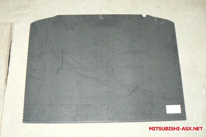 Продам детали салона ASX, пластик, накладки и пр. - Фальшпол багажника Mitsubishi 7646A229.JPG