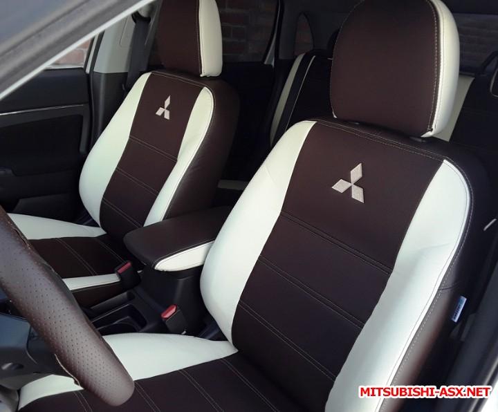 Чехлы на Mitsubishi ASX - чех.jpg