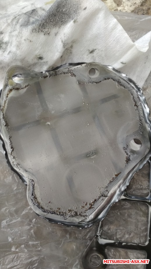Замена масла в вариаторе CVT Фотоотчёт - IMG_20190807_165016.jpg