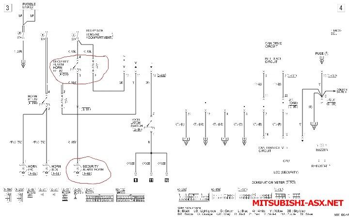 Штатная сигнализация и другие скрытые опции ASX - 1.jpg