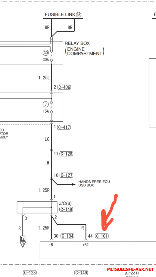 Альтернативное подключение потребителей не в прикуриватель  - Sketch19614332.png