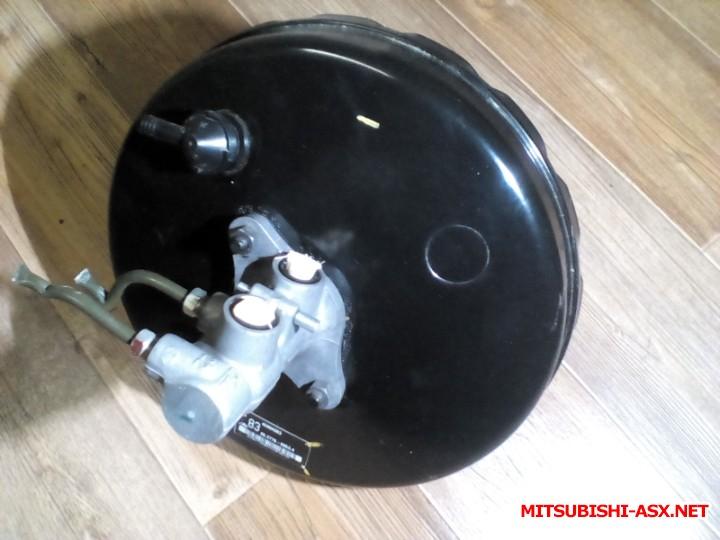 [Продам] Детали тормозной системы. - вакуумный усилитель тормозов 4680A083.jpg