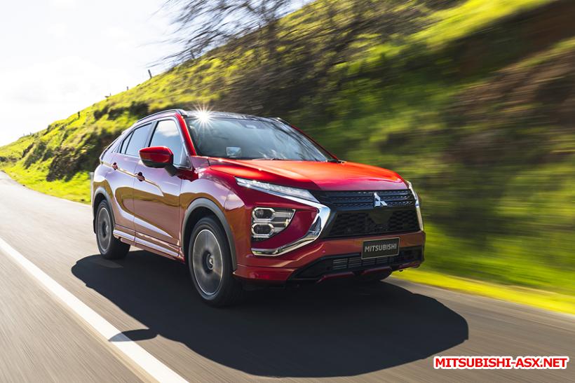 Новое поколение Mitsubishi Eclipse Cross 2021 - New Mitsubishi Eclipse Cross (1).png