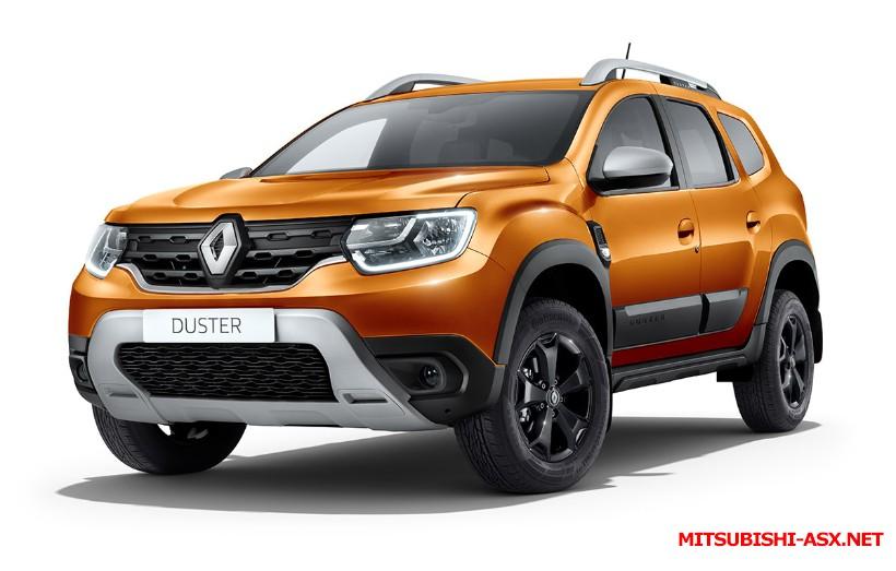 Renault Duster vs. Mitsubishi ASX - duster1.jpg