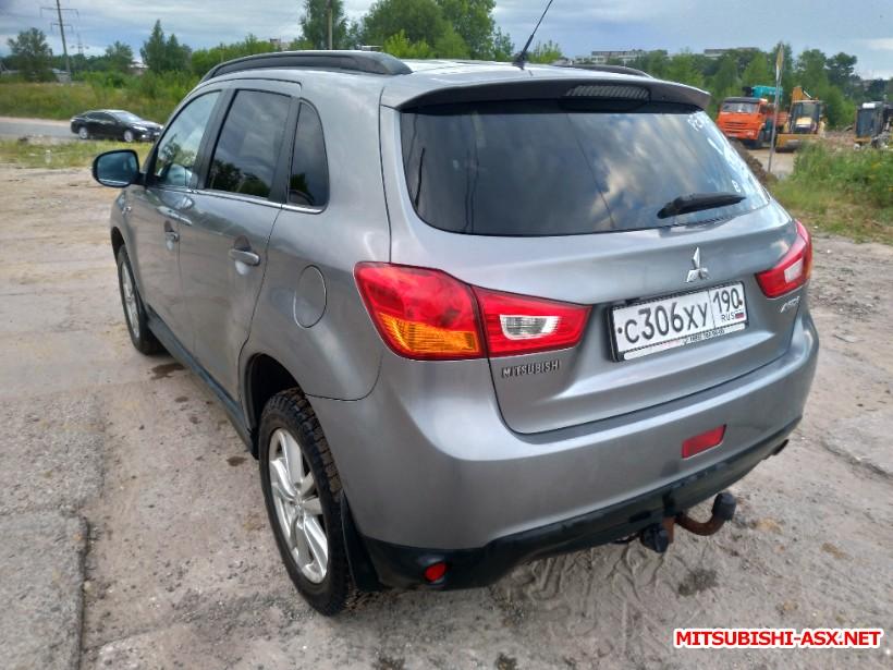 Продам Mitsubishi ASX instyle. Сергиев Посад. - P_20210721_194838_vHDR_Auto_HP.jpg