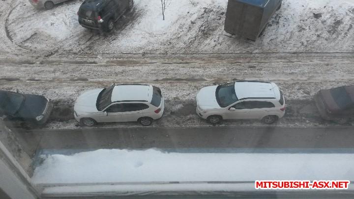 Сравнение размеров Mitsubishi ASX с другими автомобилями - 20140202_121556.jpg