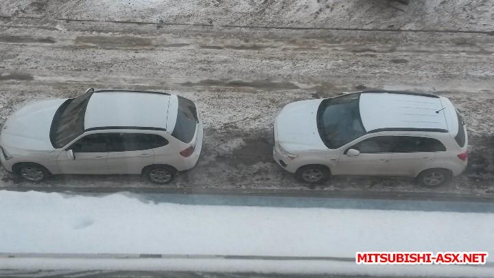 Сравнение размеров Mitsubishi ASX с другими автомобилями - 20140202_121909.jpg