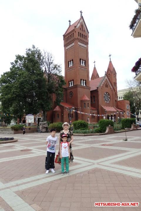 Автопутешествие в Беларусь или в поисках Крамбамбули - P7121059.JPG
