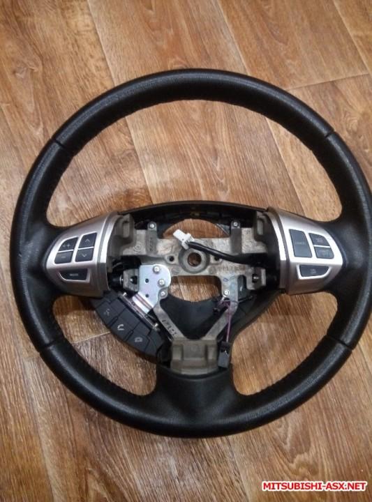 [Продам] руль, кнопки на руль дорестайл - P70502-185743.jpg
