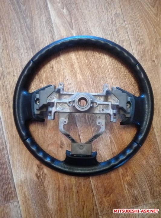 [Продам] руль, кнопки на руль дорестайл - P70519-123328.jpg