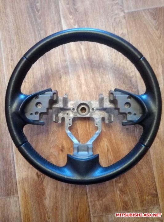 [Продам] руль, кнопки на руль дорестайл - P70519-123319.jpg