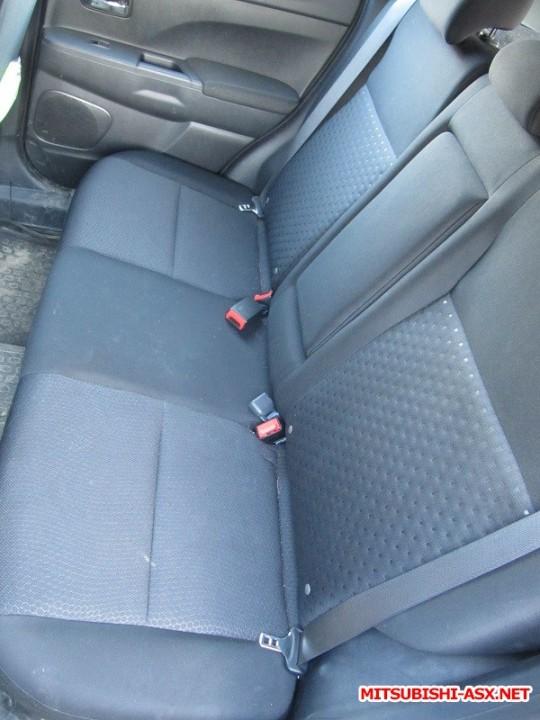 Установка спинки заднего сиденья от RVR с подлокотником и лючком - IMG_8583.JPG