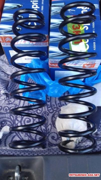 [Продам] Задние пружины kilen 58029 - 20180602_180422.jpg