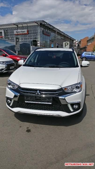 Отзывы, первые впечатления от Mitsubishi ASX - IMG_20180610_111708.jpg